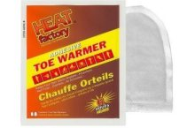 Heat Factory Disposable Adhesive Toe Warmer, 1/Pair