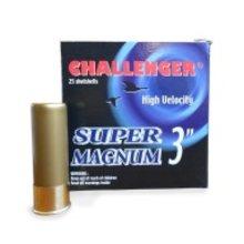 """Challenger 12 Gauge 3"""" 1 1/8oz #4 Steel Shot"""
