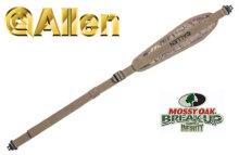 Allen Gunison Neoprene Rifle Sling with Swivels Mossy Oak Infinity/Tan