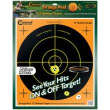 """Caldwell Orange Peel Sight-In 12"""" Targets 5/Pack"""