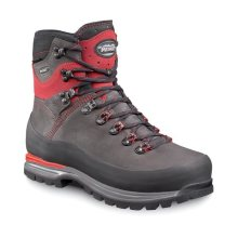 Meindl Island MFS Alpin Men's Mountaineering Boots UK 10 Anthracite