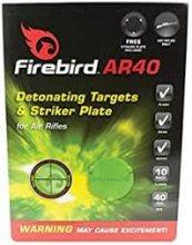 FireBird SniperFire 40mm Exploding Targets, 10/Pack