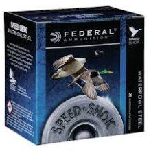 "Federal 12 Gauge 2 3/4"" 1 1/8Oz #4 Shot Steel"