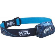 Petzl Actik Headlamp 350 Lumens Lamp Blue
