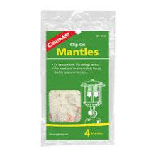 Coghlan's Clip-On Mantles, 4/Pack