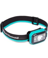 Black Diamond Revolt headlamp 350 Lumens Aqua Blue