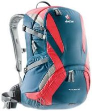Deuter Futura 22 Hiking Daypack Arctic/Fire