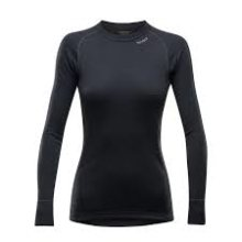 Devold Duo Active Woman Shirt Extra Large Black