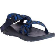 Chaco Men's Z/Cloud 2 Sandals 10 Tri Navy Medium