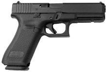 Glock 17 Gen 5 Pistol, 9mm