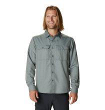 Mountain Hardwear Men's Canyon™ Long Sleeve Shirt Extra Large Wet Stone