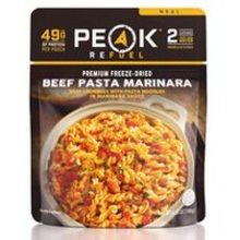 Peak Refuel Beef Pasta Marinara - Pouch