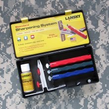 Lansky Standard 3-Stone System Sharpening Kit