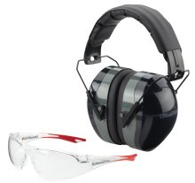 Champion Eyes & Ear Protection Combo Pack