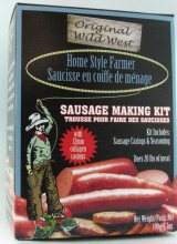 Wild West Seasoning Kit Home Style Farmers Sausage