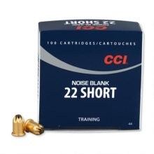CCI 22 Short Blank