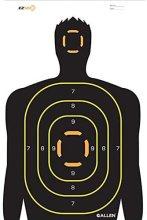 Allen EZ Aim 12X18 Silhouette Targets 5/Pack
