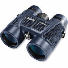 Bushnell H2O Roof Prism Waterproof/Fogproof Binoculars 10x25 Blue