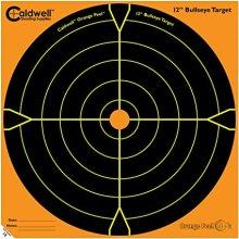 """Caldwell Orange Peel Sight-In 12"""" Targets 10/Pack"""