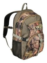 HQ Outfitters HQDP02 Daypack, Mossy Oak BUC, 23 Litre