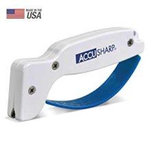 AccuSharp Knife & Tool Sharpener White