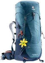 Deuter Aircontact Lite 60+10 SL Hiking Backpack Arctic/Navy
