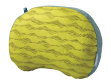 Therm-A-Rest Airhead Pillow Regular Yellow Mountains