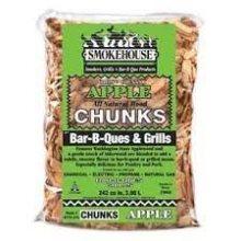 Smokehouse Wood Chunks Apple 1.75 lbs
