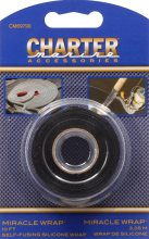 Charter Self-Fusing Silicone Marine Miracle Wrap, 10 feet