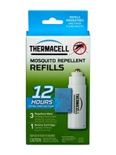 Thermacell Mosquito Repellent Refill Pack for Repellers 12 Hour