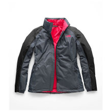 The North Face Women's Resolve Insulated Jacket Lrg Vanadis Grey/Asphalt Grey