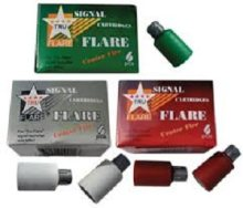 Tru Flare Flares for Pen Launchers White
