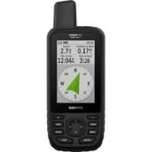 Garmin GPSMAP 66sr Multi-Band/GNSS Handheld Outdoor GPS with Sensors and TOPO Maps (010-02431-00)