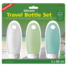 Coghlan's Silicone Bottle Set 3/Pack