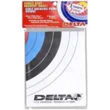 Delta McKenzie Single Spot FITA Paper Target