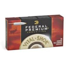 Federal 25-06 Rem 100 Grain Barnes TSX