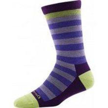 Darn Tough Women's Good Witch Crew Lightweight Lifestyle Socks No Cushion Large (Women's 10-11.5) Luna Lavender