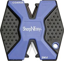 Accusharp 334CD Two Step Knife Sharpener Clam