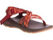 Chaco Women's Z/Cloud X2 Sandals 6 Fabric Peach Medium