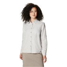 Mountain Hardwear Women's Canyon™ Long Sleeve Shirt Small Light Dunes