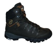 Meindl Vakkum GTX Men's Hiking Boots UK 10 Dark Brown