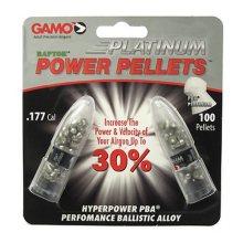 Gamo .177 Cal (4.5mm) PBA Platinum Pellets