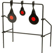 Allen EZ Metal Spinner Target, for use with .22 Rimfire and Air rifles