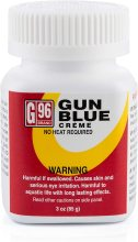 G96 Gun Blue Liquid Touch Up Blueing 2 oz