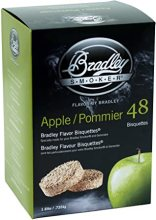 Bradley Smoker Bisquettes Apple 48/Pack