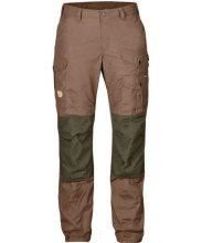 FjallRaven Women's Vidda Pro Trousers Regular 40 Dark Sand/Dark Olive