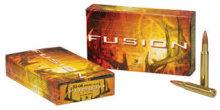 Federal 22-250 Rem 55 Grain Fusion