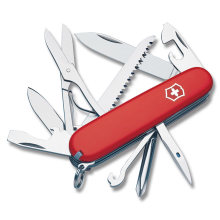 Victorinox Swiss Army Fieldmaster Multi-Function Knife Red