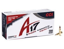 CCI 17 HMR 17 Grain V-Max 200/Box