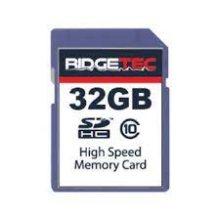RidgeTec 32GB SDHC Memory Card 32GB